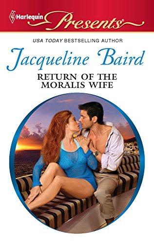 9780373130658: Return of the Moralis Wife