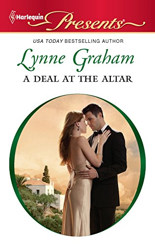 9780373130672: A Deal at the Altar