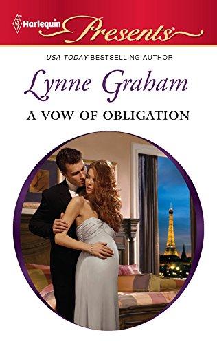 9780373130733: A Vow of Obligation