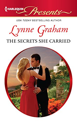 9780373130832: The Secrets She Carried (Harlequin Presents)