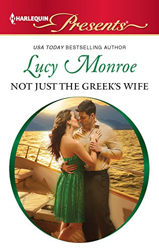 Not Just the Greek's Wife: Monroe, Lucy