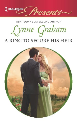 9780373131136: A Ring to Secure His Heir (Harlequin Presents)