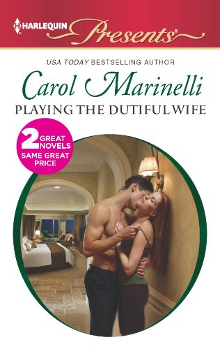 9780373131273: Playing the Dutiful Wife: Expecting His Love-Child