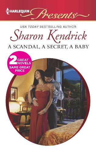 9780373131280: A Scandal, a Secret, a Baby: Marriage Scandal, Showbiz Baby! (Harlequin Presents)