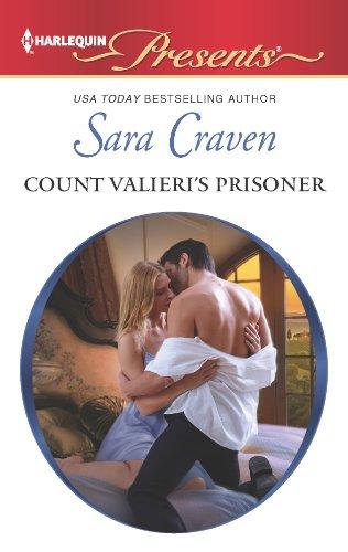 9780373131419: Count Valieri's Prisoner