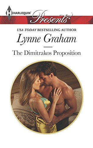 9780373132072: The Dimitrakos Proposition (Harlequin Presents)