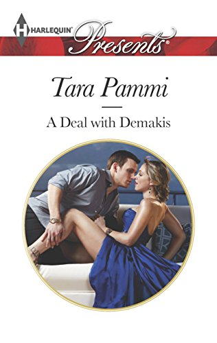 9780373132614: A Deal with Demakis (Harlequin Presents)