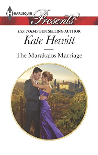 9780373133390: The Marakaios Marriage (The Marakaios Brides)