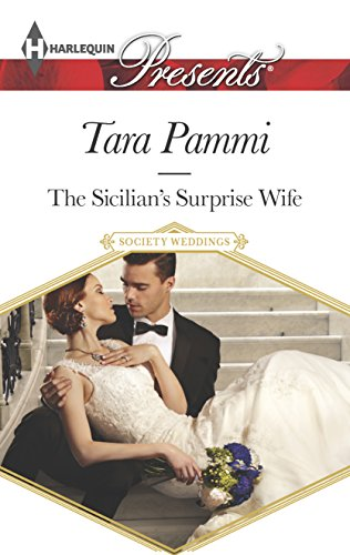 9780373133451: The Sicilian's Surprise Wife (Society Weddings)