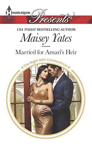 9780373133529: Married for Amari's Heir (One Night With Consequences)