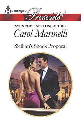 9780373133567: Sicilian's Shock Proposal (Playboys of Sicily)