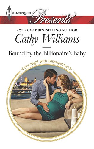 9780373133574: Bound by the Billionaire's Baby (One Night With Consequences)