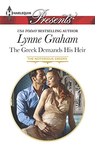 9780373133604: The Greek Demands His Heir (Harlequin Presents)