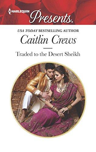 9780373133697: Traded to the Desert Sheikh (Scandalous Sheikh Brides)