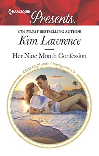9780373133703: Her Nine Month Confession (One Night With Consequences)