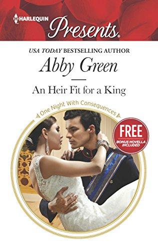 An Heir Fit for a King: Christmas: Green, Abby; Cinelli,