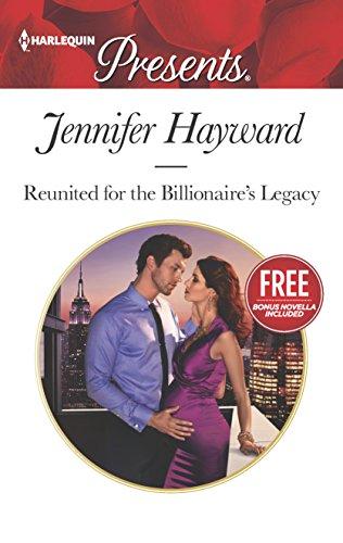 9780373133772: Reunited for the Billionaire's Legacy: Christmas at the Castello (bonus novella) (The Tenacious Tycoons)