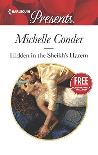 9780373133802: Hidden in the Sheikh's Harem: Christmas at the Castello