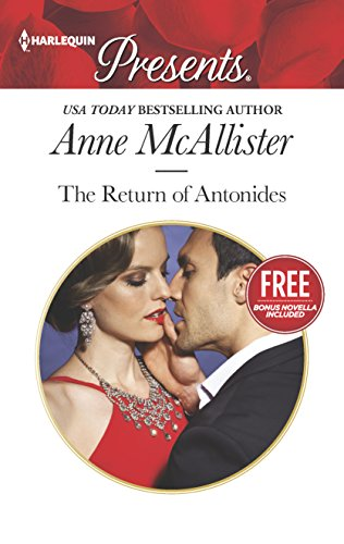 9780373133819: The Return of Antonides: Christmas at the Castello