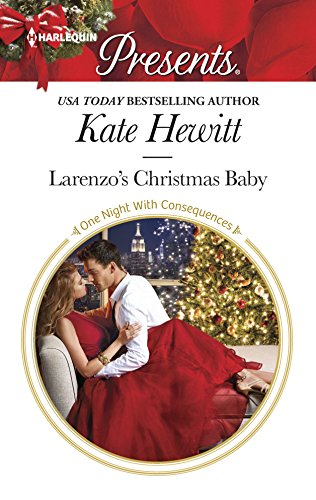 9780373133871: Larenzo's Christmas Baby (One Night With Consequences)