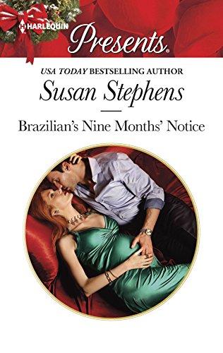 9780373133888: Brazilian's Nine Months' Notice (Hot Brazilian Nights!)