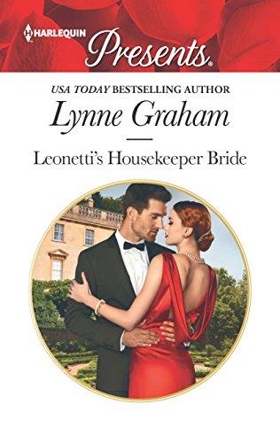 9780373134076: Leonetti's Housekeeper Bride (Harlequin Presents)