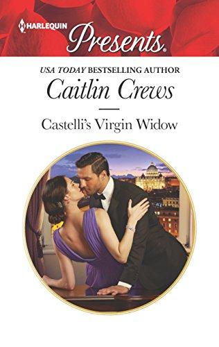 9780373134090: Castelli's Virgin Widow (Harlequin Presents)