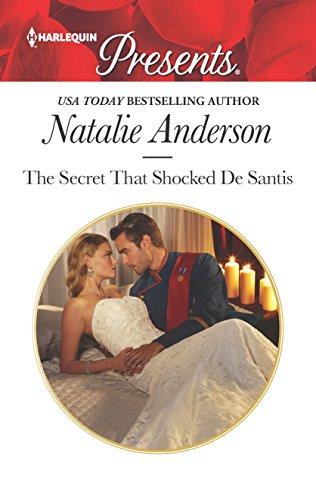 9780373134229: The Secret That Shocked De Santis (The Throne of San Felipe)