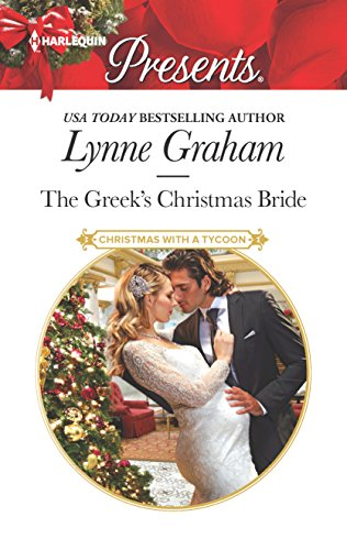 9780373134885: The Greek's Christmas Bride (Christmas with a Tycoon)
