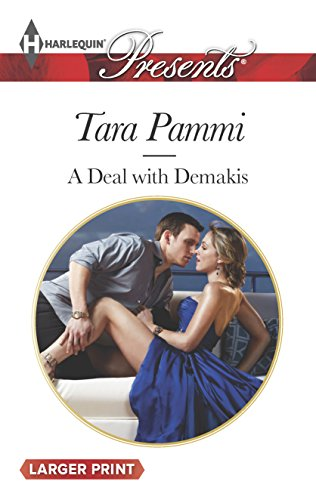 9780373137381: A Deal with Demakis (Harlequin LP Presents)