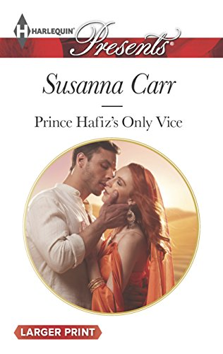 9780373137626: Prince Hafiz's Only Vice (Royal & Ruthless)