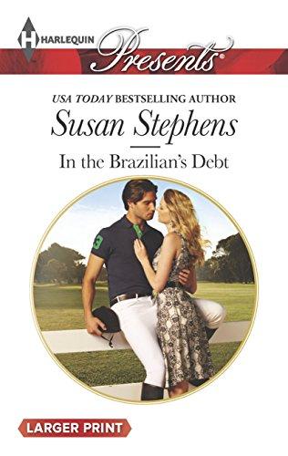 In the Brazilian's Debt (Hot Brazilian Nights!): Stephens, Susan