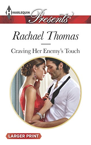 9780373138197: Craving Her Enemy's Touch (Harlequin Presents)