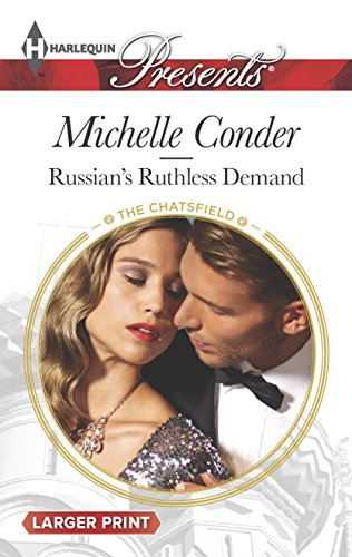 9780373138203: Russian's Ruthless Demand (The Chatsfield)