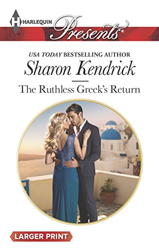 9780373138319: The Ruthless Greek's Return (Harlequin Presents (Larger Print))