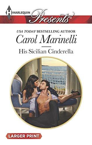 9780373138388: His Sicilian Cinderella (Playboys of Sicily)
