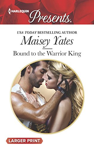 9780373138456: Bound to the Warrior King (Harlequin Presents)