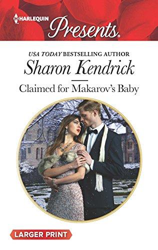 9780373138524: Claimed for Makarov's Baby