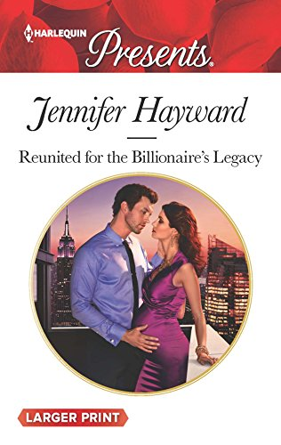 9780373138548: Reunited for the Billionaire's Legacy (The Tenacious Tycoons)