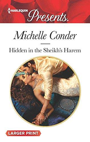 9780373138579: Hidden in the Sheikh's Harem (Harlequin Large Print Presents)