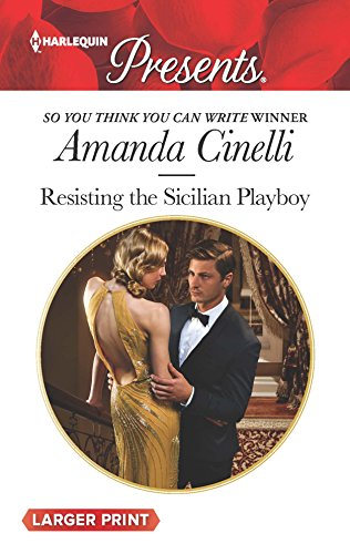 9780373138593: Resisting the Sicilian Playboy (Harlequin Large Print Presents)