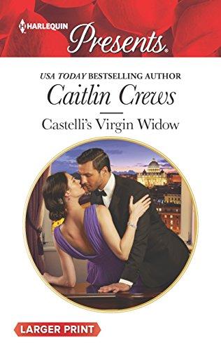 9780373138869: Castelli's Virgin Widow (Harlequin Presents)