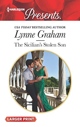 9780373139002: The Sicilian's Stolen Son (Harlequin Presents)