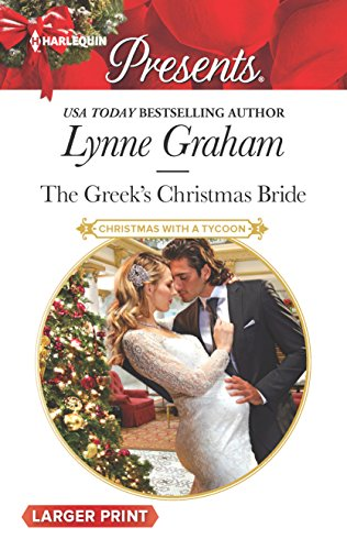 9780373139651: The Greek's Christmas Bride (Christmas with a Tycoon)