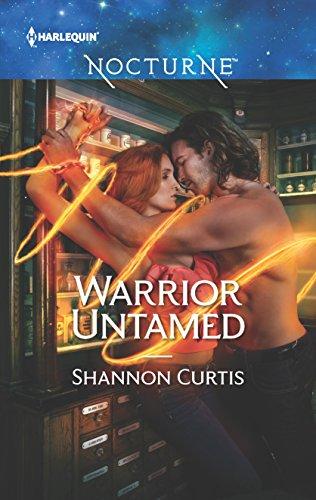 Warrior Untamed: Shannon Curtis