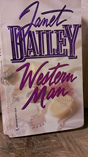 Western Man (0373152272) by Janet Dailey