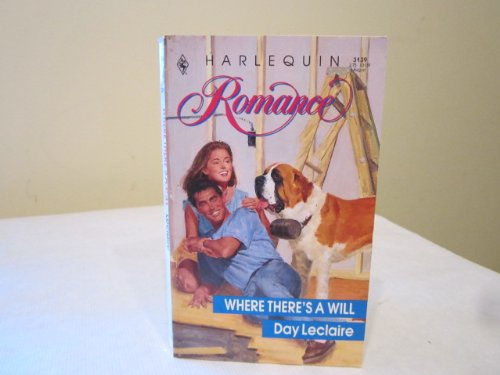 9780373154258: Where There's A Will (Harlequin romance)