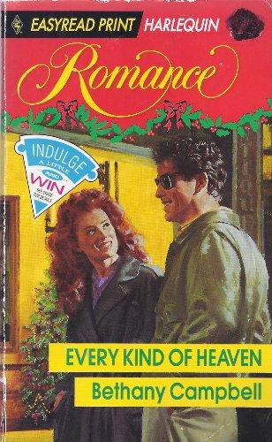 9780373154418: Every Kind of Heaven (EasyRead Print #41)