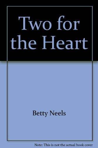 9780373155453: Two For The Heart (Larger Print Romance)