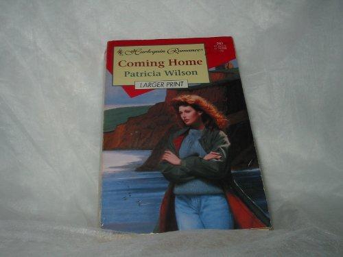 9780373156634: Coming Home (Harlequin Romance, 263)